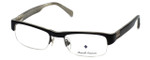Argyleculture by Russell Simmons Designer Reading Glasses Hubbard in Black