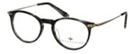 Argyleculture by Russell Simmons Designer Reading Glasses Reinhardt in Black