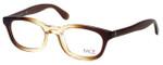 FACE Stockholm Busy 1316-9201 Designer Eyeglasses in Brown Beige :: Custom Left & Right Lens