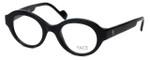 FACE Stockholm Dusk 1347-9501 Designer Eyeglasses in Black :: Custom Left & Right Lens