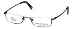 Field & Stream Designer Eyeglasses FS012 in Brown :: Rx Single Vision