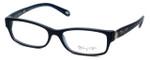Tiffany Designer Eyeglasses TF2115-8191 in Navy :: Custom Left & Right Lens