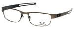 Oakley RX Metal-Plate Designer Eyeglasses 22-200 in Light :: Progressive