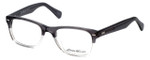 Eddie Bauer Designer Eyeglasses EB8287-Grey-Twotone in Grey-Twotone 52mm :: Custom Left & Right Lens
