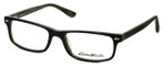 Eddie Bauer Designer Eyeglasses EB8368-Black-Taupe in Black-Taupe 52mm :: Custom Left & Right Lens