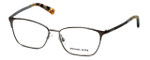 Michael Kors Designer Eyeglasses Verbier MK3001-1025 in Silver 52mm :: Custom Left & Right Lens