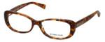 Michael Kors Designer Eyeglasses Provincetown MK4023-3066 in Havana 54mm :: Custom Left & Right Lens