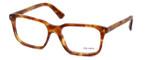 Prada Designer Reading Glasses VPR04R-4BW101 in Tortoise 54mm