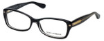 Dolce & Gabbana Designer Eyeglasses DG3176-2771 in Black 54mm :: Custom Left & Right Lens