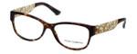 Dolce & Gabbana Designer Eyeglasses DG3185-502 in Havana 55mm :: Progressive