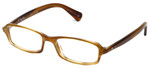 Paul Smith Designer Eyeglasses Doddie PM8128-1011 in Demi Brown 49mm :: Progressive