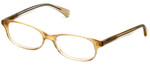 Paul Smith Designer Eyeglasses Paice-GDT in Beige Glider 51mm :: Progressive