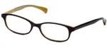 Paul Smith Designer Eyeglasses Paice-OASAF in Dark Brown 51mm :: Progressive