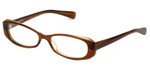 Paul Smith Designer Reading Glasses PS405-BCHWD in Light Brown Stripe 51mm
