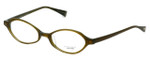 Oliver Peoples Designer Eyeglasses Carina JAS in Jasmine 47mm :: Custom Left & Right Lens