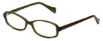 Oliver Peoples Designer Eyeglasses Talana JAS in Jasmine 52mm :: Custom Left & Right Lens