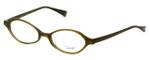 Oliver Peoples Designer Eyeglasses Carina JAS in Jasmine 47mm :: Rx Single Vision