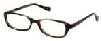 Oliver Peoples Designer Eyeglasses Marcela OV in Tortoise 51mm :: Rx Single Vision