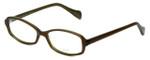 Oliver Peoples Designer Eyeglasses Talana JAS in Jasmine 52mm :: Rx Single Vision