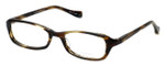 Oliver Peoples Designer Eyeglasses Marcela OV in Tortoise 51mm :: Progressive