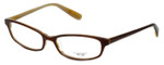 Oliver Peoples Designer Eyeglasses Maria MN in Brown 51mm :: Progressive