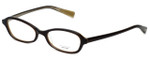Oliver Peoples Designer Reading Glasses Ninette MN in Dark Brown 48mm