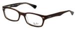 Ray-Ban Designer Eyeglasses RB5150-2019 in Brown  50mm :: Rx Single Vision