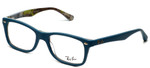 Ray-Ban Designer Reading Glasses RB5228-5407 in Blue 50mm