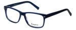 Esquire Designer Eyeglasses EQ1513 in Navy 54mm :: Custom Left & Right Lens