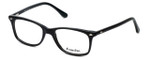 Esquire Designer Eyeglasses EQ1508 in Black 51mm :: Rx Single Vision