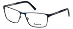 Esquire Designer Eyeglasses EQ1517 in Navy 58mm :: Rx Single Vision