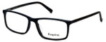 Esquire Designer Eyeglasses EQ1528 in Navy-Tortoise 54mm :: Rx Single Vision