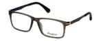 Esquire Designer Eyeglasses EQ1504 in Matte-Grey-Smoke 53mm :: Rx Bi-Focal