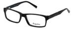 Esquire Designer Eyeglasses EQ1507 in Black 54mm :: Rx Bi-Focal