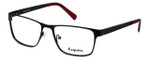 Esquire Designer Reading Glasses EQ1502 in Satin-Black 54mm