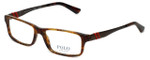 Polo Ralph Lauren Designer Eyeglasses PH2115-5017 in Tortoise 54mm :: Custom Left & Right Lens
