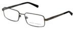 David Yurman Designer Eyeglasses DY619-00 in Gunmetal 55mm :: Rx Single Vision