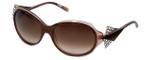 BOZ Designer Sunglasses New Age 9292 in Tortoise Frame & Brown Gradient Lens 57mm