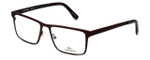 Lacoste Designer Eyeglasses L2199-210 in Brown 53mm :: Rx Single Vision