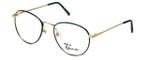 Regency Designer Eyeglasses Ashley in Gold-Jade 54mm :: Progressive