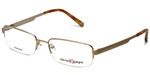 Silver Dollar Designer Eyeglasses CLD-944 in Yellow Gold 59mm :: Rx Single Vision
