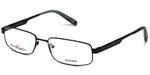 Silver Dollar Designer Eyeglasses CLD-960 in Black 58mm :: Rx Single Vision