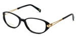 Silver Dollar Designer Reading Glasses Cashmere 463 in Ebony 50mm