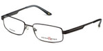 Silver Dollar Designer Reading Glasses CLD-960 in Steel 58mm