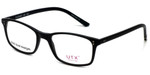 Silver Dollar Designer Reading Glasses CLD-9907 in Coal 50mm
