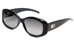 Escada Designer Sunglasses SES041S-700 in Black 55mm