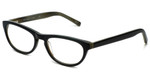 Cinzia Designer Eyeglasses Libertine C1 in Black 50mm :: Rx Single Vision