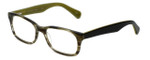 Cinzia Designer Eyeglasses Mod Cons C1 in Oliver Striped 51mm :: Rx Single Vision