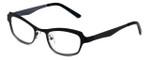 Cinzia Designer Eyeglasses Hey Doll C3 in Black Purple 46mm :: Progressive