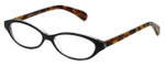 Cinzia Designer Eyeglasses Sure Thing C1 in Black 50mm :: Rx Bi Focal